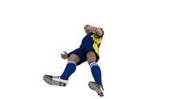 サッカー Stock Video Footage