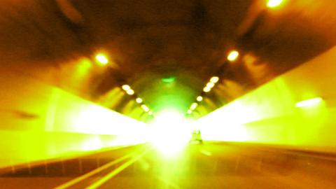 traffic driving transportation urban city night fast cars... Stock Video Footage