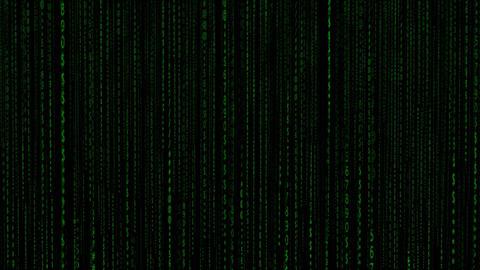 Computing Digital Matrix Numeric Animation Footage