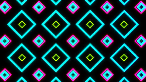 VJ Loop Abstract Neon 01 Animation