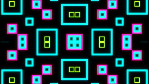 VJ Loops Abstract Neon 0
