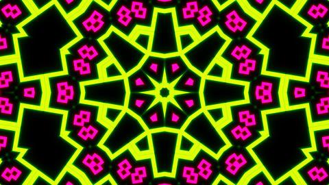 VJ Loops Abstract Neon 1