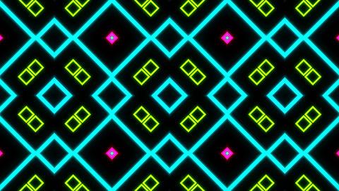VJ Loops Abstract Neon 2