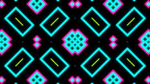 VJ Loop Abstract Neon 09 Animation