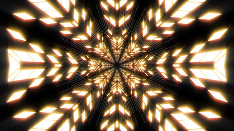 VJ Loop Abstract Warm Lights 08 Animation