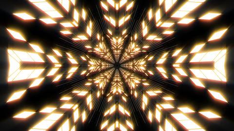 VJ Loop Abstract Warm Lights 08 Animation