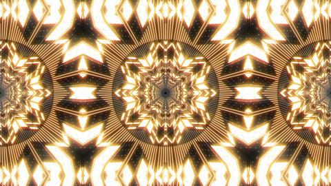 VJ Loop Abstract Warm Lights 10 Animation