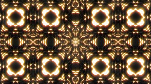 VJ Loop Abstract Warm Lights 11 Animation