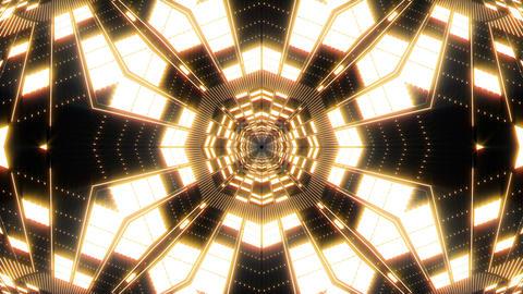 VJ Loop Abstract Warm Lights 12 Animation