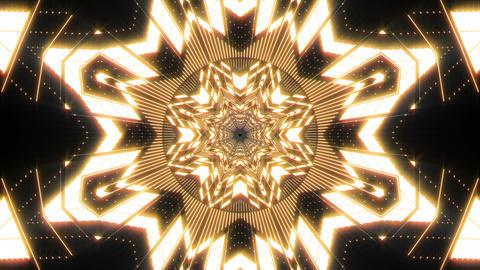VJ Loop Abstract Warm Lights 21 Animation