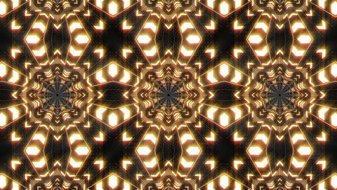 VJ Loop Abstract Warm Lights 26 Animation