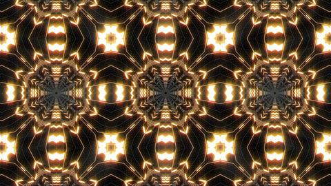 VJ Loop Abstract Warm Lights 30 Animation