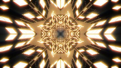 VJ Loop Abstract Warm Lights 31 Animation