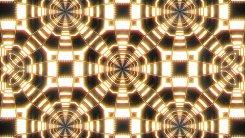 VJ Loop Abstract Warm Lights 32 Animation