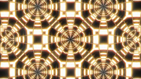 VJ Loop Abstract Warm Lights 32 Animation