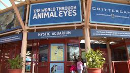 Mystic Aquarium Entrance (1 of 6) Live Action