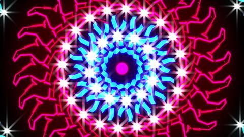 VJ Loops Pink And Blue 1