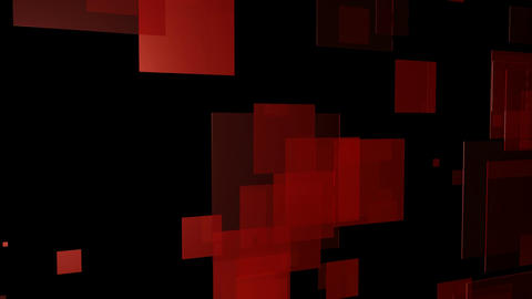 Moving Red Tile stock footage