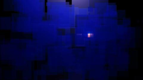 dark blocks blue Animation