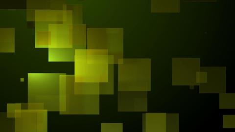 green tile flying Animation