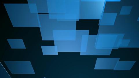 transparent blue tile Animation