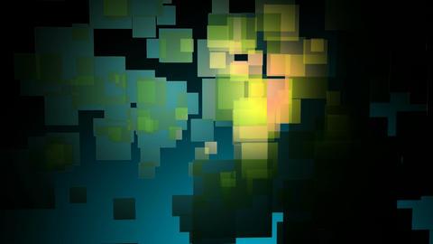 gradient spot color Animation