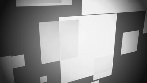 moving square matte Animation