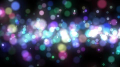 particle flash CG動画