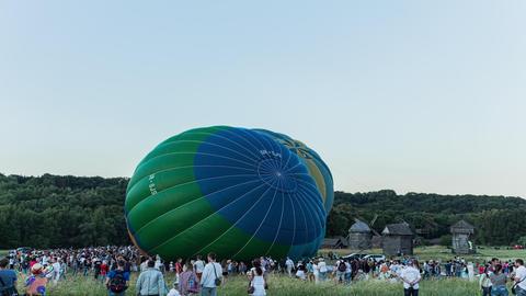 Balloon 1 Footage