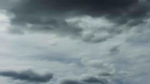 Clouds In Motion 15 stock footage