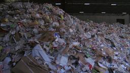 Piles of trash waste (2 of 2) Footage
