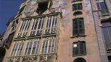 Palma de Majorca architecture Footage