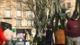 Palma de Mallorca City life Footage