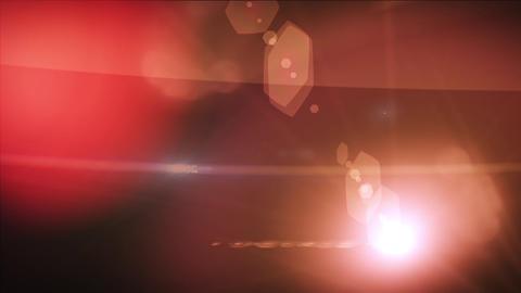 Light Flares in Motion CG動画