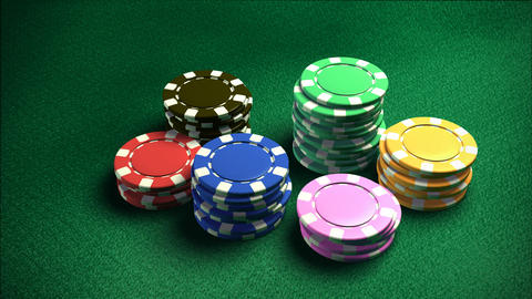 Casino Chips Background 0