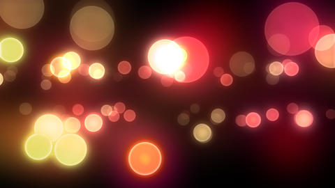 Neon Light in Dot A2 HD Stock Video Footage