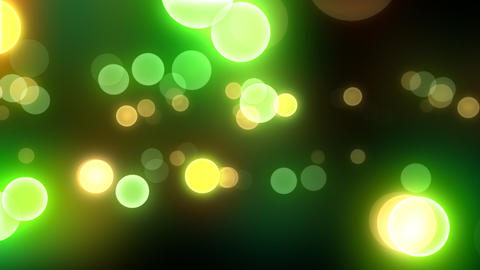 Neon Light in Dot C2 HD Stock Video Footage