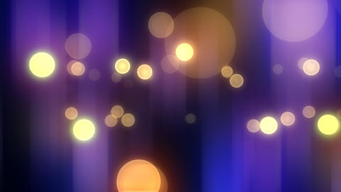 Neon Light in Dot D HD Stock Video Footage