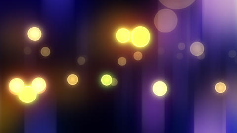 Neon Light in Dot D HD Stock Video Footage