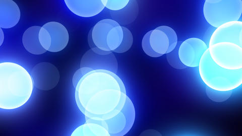 Neon Light Wave Dot C HD Stock Video Footage