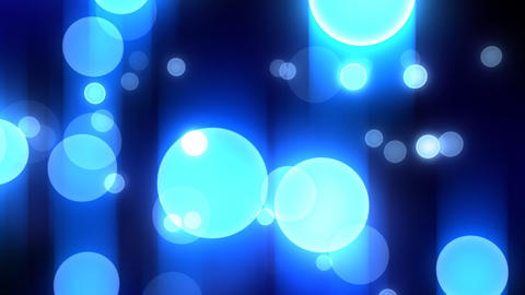 Neon Light Wave Dot D HD Stock Video Footage
