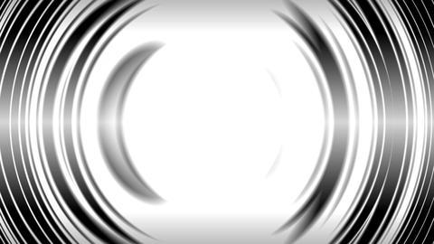 ripple b w Stock Video Footage
