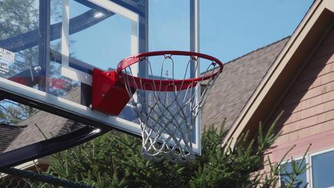 Outdoor basketball hoop (3 of 3)