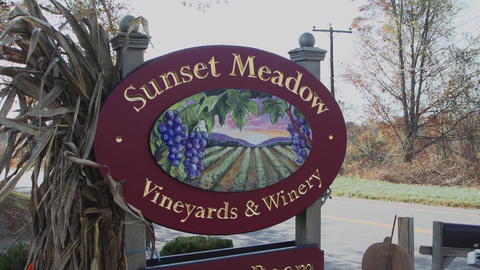Sunset Meadow Winery (2 of 2) Footage