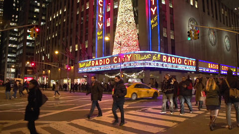Radio City Music Hall (2 of 3) Live Action