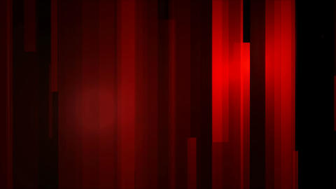 vertical red lights Animation