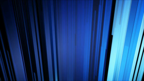blue sticks lights Animation