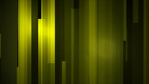 vertical green lights Animation