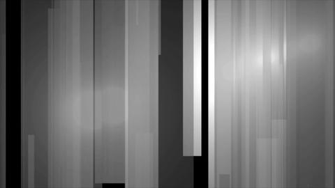 vertical white lights Animation
