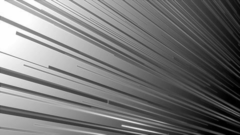 white line burst Animation